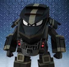 A new Robot called 'Duke'
