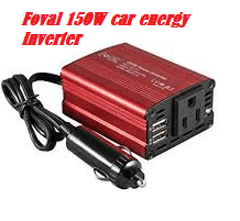 Foval 150W car energy Inverter