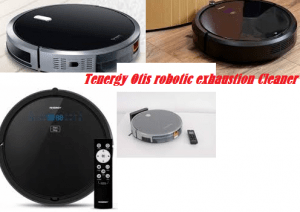 Tenergy Otis robotic exhaustion Cleaner