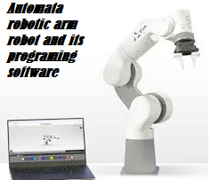 Automata robotic arm robot and its programming software