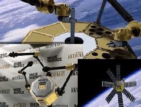 Archinaut One satellite for Made in Space manufacturing