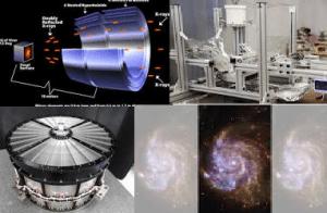 NASA x-ray mirrors