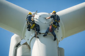 WINDGO's De-icing methods for wind turbines blades ,